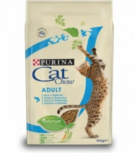 Purina Cat Chow Naturium Adult con anatra kg.1.5
