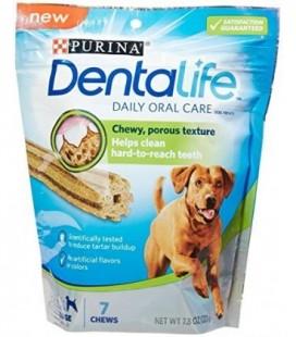 Purina Dentalife Snack per pulizia denti cani Large 4 pezzi