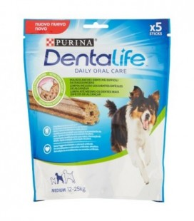 Purina Dentalife Snack per pulizia denti cani Medium 5 pezzi
