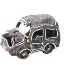 Giumar decorazione in resina macchina 11x5x5,5 cm