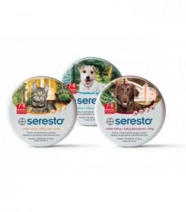 Bayer Seresto collare antiparassitario cani meno di 8 kg