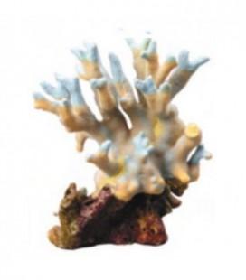 Giumar decorazione di resina corallo 13x8,6x12,6 cm