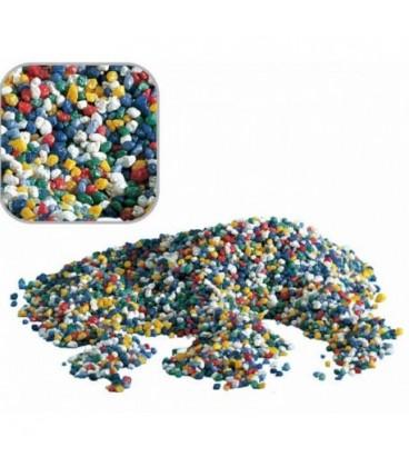 Ottavi sabbia fondo color kg 1
