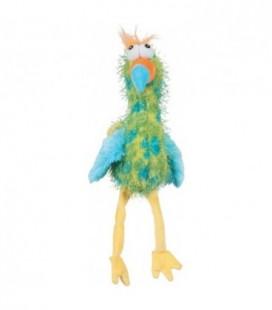 Zolux gioco pelouche bird vari colori
