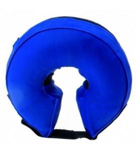 Leo Pet Collare elisabettiano gonfiabile lavabile misura S 15-25 cm