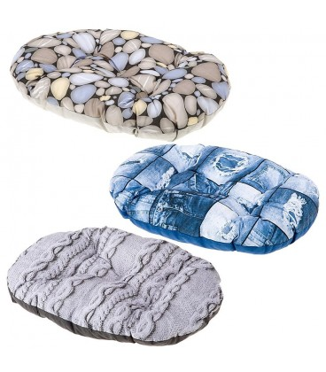 Ferplas Cuscino Relax 78/8c jeans stone wool