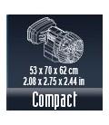 Sicce Xstream 3500 pompa di movimento 3500 l/h