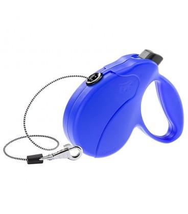 Ferplast Amigo Easy Small corda Blu 5 mt