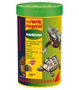 Sera Reptil Herbivor 80 gr/250ml
