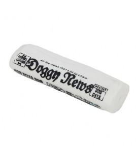 Desideri di ogni cane gioco in vinile giornale arrotolato