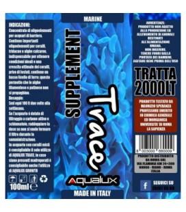 Aqualux Marine trace 100 ml per 2000 litri