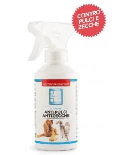 Ahp Zanco lozione antipulci e antizecche spray per cane e gatto ml 200