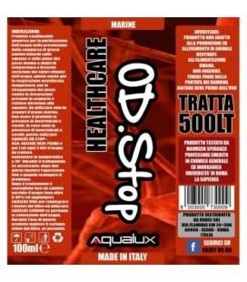 Aqualux Marine ODINIUM Stop + 100 ml per 500 litri