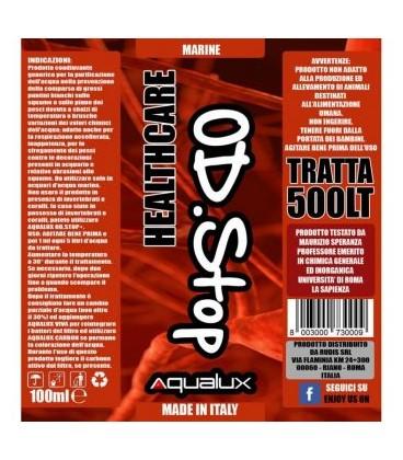 Aqualux Marine OD.Stop + 100 ml per 500 litri