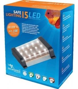 Aquatlantis lampada a 15 led 6x9.5cm 1.2W