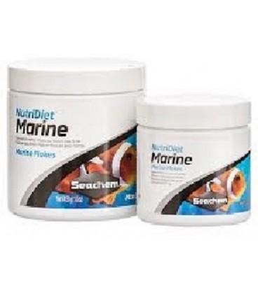 Seachem NutriDiet Marine Flakes 30 gr (Mangime in fiocchi per pesci d'acqua dolce e marini)