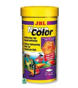 Jbl Novo Color in scaglie 100 ml/18 gr