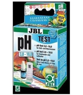 Jbl Test Ph 3,0 - 10,0 ml 10