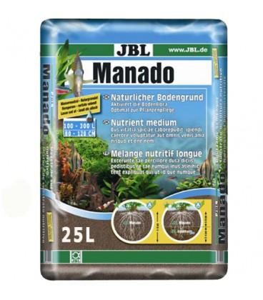 Jbl Manado 10 litri substrato naturale