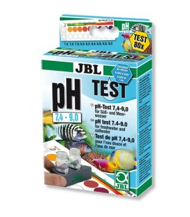 Jbl test PH range 7.4-9.0
