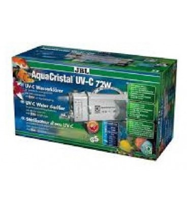 JBL AQUACRISTAL UV-C 72 WATT (Battericida & Anti alghe)