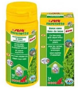 Sera Florenette sfere fertilizzanti 24 pz