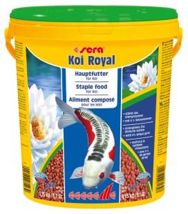 Sera Koi royal large 21 litri/4.15 kg