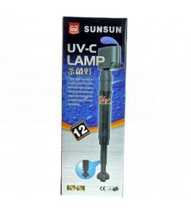 Grech lampada sterilizzatrice cuv 505 - 5 watt