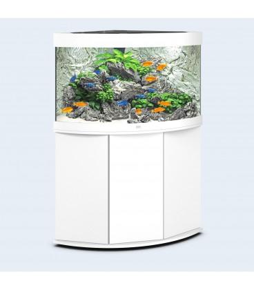 Juwel Acquario Trigon 190 Bianco (Solo Acquario - Nuovo Modello Illuminazione Led)