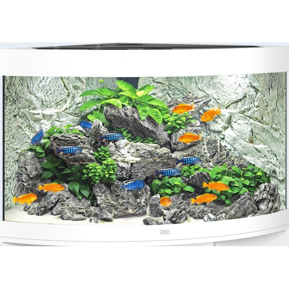 Juwel acquario trigon 190 darkood for Acquario bianco usato