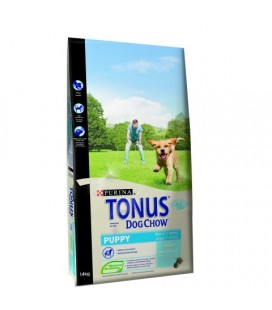 Purina tonus dog chow puppy agnello 2.5 kg