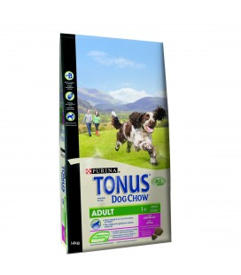 Purina tonus dog chow adult agnello 10 kg