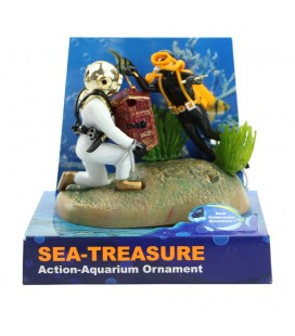 Velma sea tresure action sub