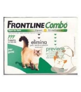 Frontline combo per gatti