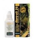 Ottavi Flora vit 24 30 ml - Fertilizzante per piante di acquario