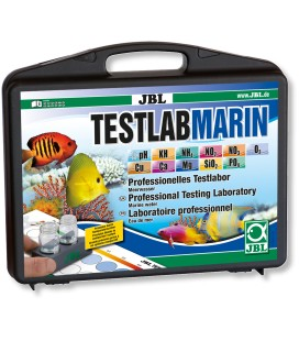 Jbl test lab marin