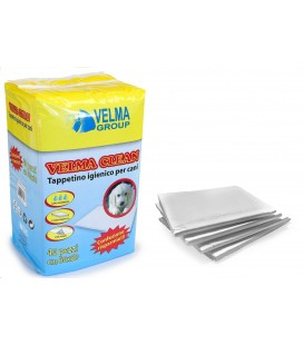 Velma tappetini assorbenti igienici 40 pz 60x60 o 60x90