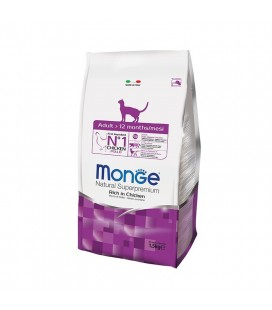 MONGE CAT ADULT 10 kg