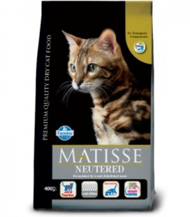 Farmina Matisse Neutered Crocchette 400 gr