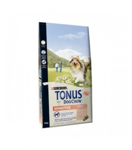 Purina Tonus Dog Chow Sensitive Salmone 14 Kg