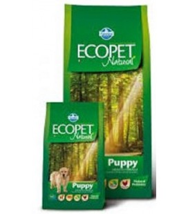 FARMINA ECOPET CANE NATURAL PUPPY MEDIUM (2.5kg e/o 12kg)