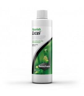 Seachem Flourish Excel 250 ml (Fertilizzante / Nutriente Organico per Piante liquido con fonte di carbonio)