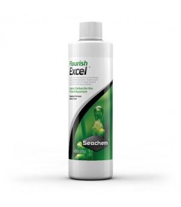 Seachem Flourish Excel 250 ml (Fertilizzante / stabilizzatore liquido con fonte di carbonio)