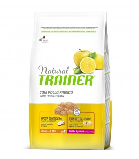 Trainer Natural Dog Mini & Toy Puppy Junior Pollo Fresco 800 gr