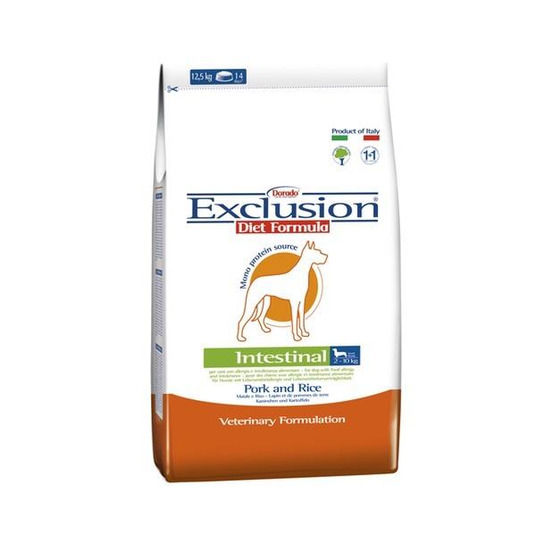 Exclusion Diet Formula Intestinal Con Maiale e Riso 2 Kg