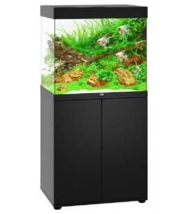 Juwel Acquario Lido 200 Nero con Supporto (Nuovo Modello con Illuminazione Led)