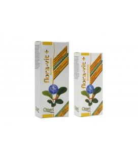 Ottavi Flora Vit + 100 ml - Fertilizzante per piante di acquario