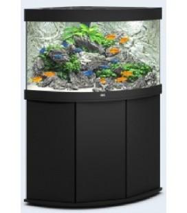 Juwel Acquario Trigon 350 Nero con supporto (Nuovo Modello Illuminazione Led)