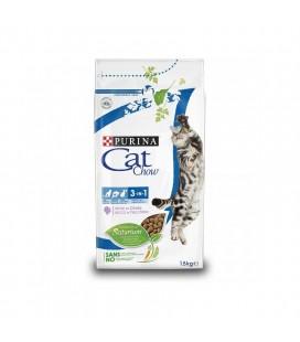Purina cat chow naturium 3 in 1 ricco in tacchino 1,5 kg offerta