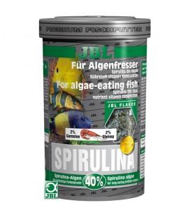Jbl spirulina in fiocchi 250 ml/38 gr.